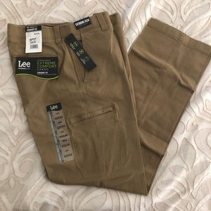 Lee Cargo Pants - Extreme Comfort Straight Fit